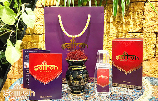 Saffron Việt Nam ra mắt thị trường