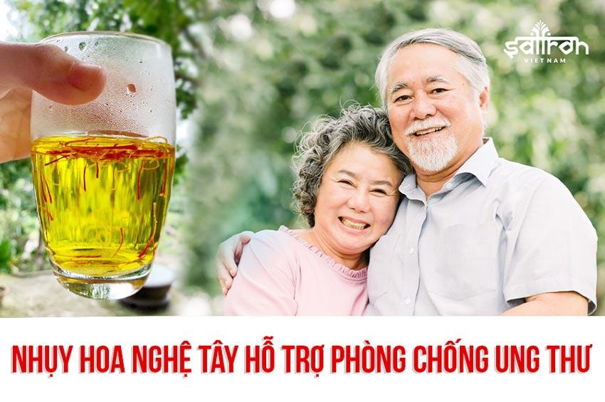 2. T叩c d畛�g c畛� nh畛� hoa ngh畛�t但y h畛�tr畛�ph嘆ng ch畛�g ung th動