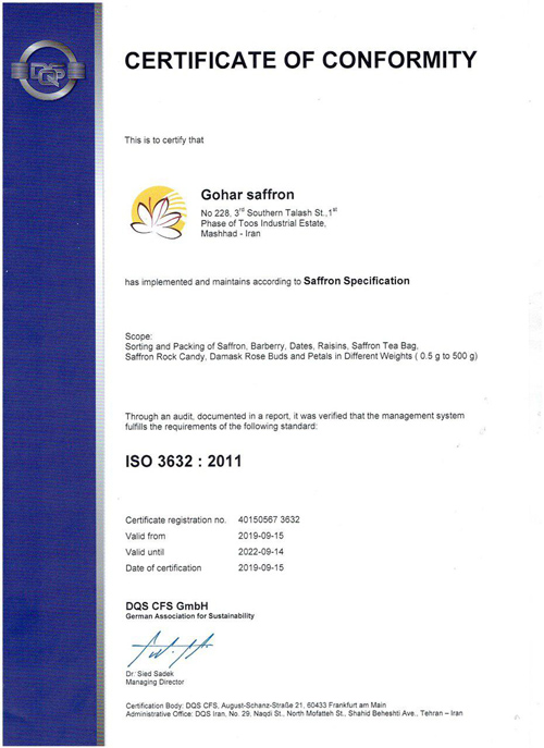 saffron-salam-dat-chung-nhan-iso-3632
