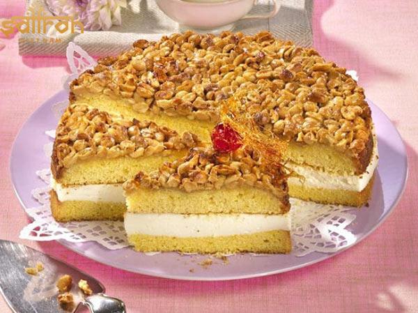 Saffron được biết đến rộng rãi nhờ vào món bánh Đức