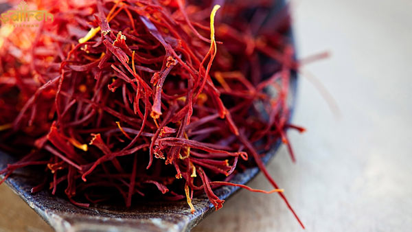 Saffron là nhụy hoa của cây nghệ tây sấy khô