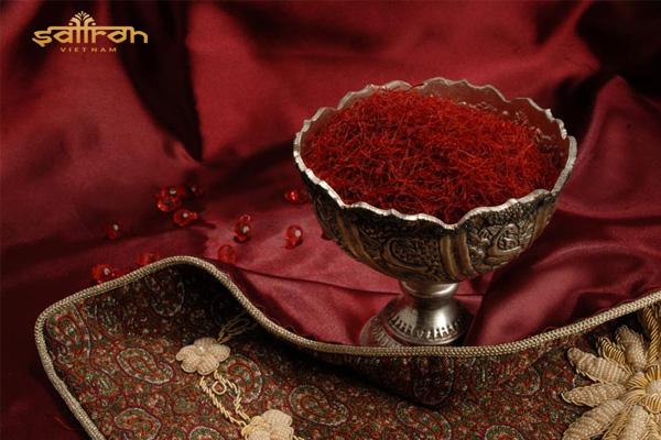 Nhụy hoa nghệ tây Iran là loại tốt nhất trên thế giới
