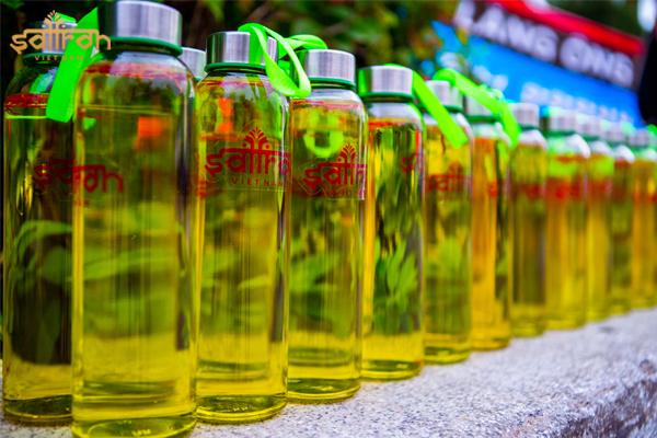 Saffron được sử dụng như nước uống tăng cường và hồi phục sức khỏe cho các vận động viên tham dự