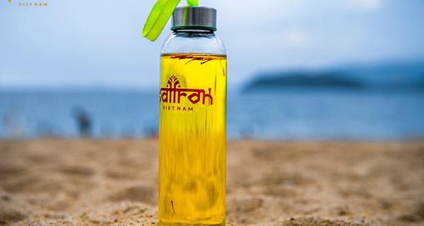 Saffron Salam được sử dụng trong giải thể hình nam nữ - Festival Nha Trang 2019