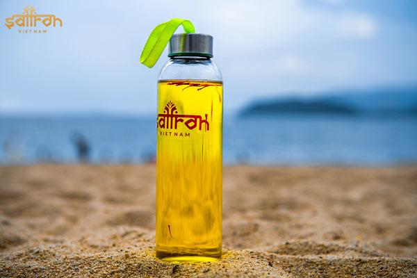 Saffron Salam được sử dụng để tăng cường sức khỏe cho các thí sinh