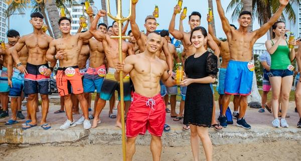 Saffron VIETNAM đồng hành cùng Giải thể hình nam- nữ bãi biển Nha Trang