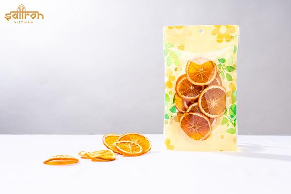 Trà cam vàng Korea thanh nhiệt, giải độc