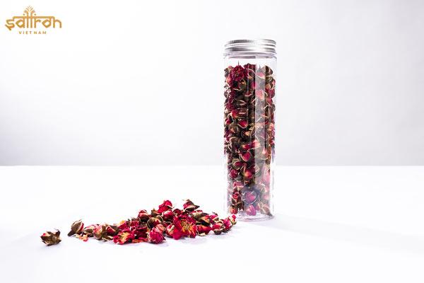 Trà hoa hồng Tibet giảm căng thẳng, mệt mỏi