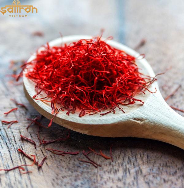Saffron giúp chống lão hóa như thế nào?