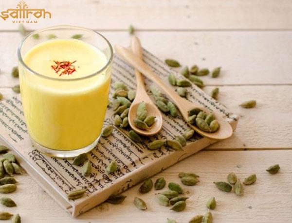 Sữa Saffron