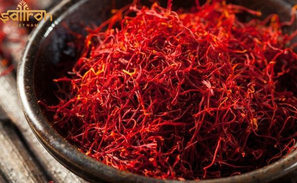 Saffron Tây Á được đánh giá là loại tốt nhất trên thế giới