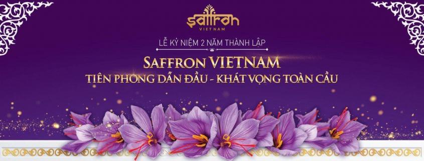 Sự kiện kỷ niệm 2 năm thành lập Saffron VIETNAM