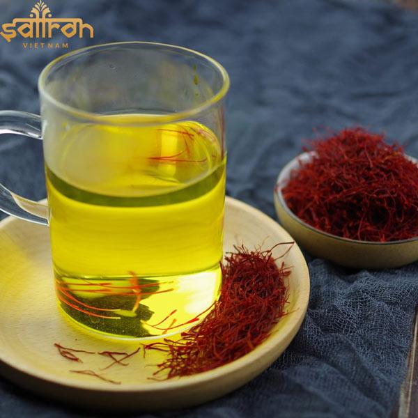 Trà Saffron sử dụng hàng ngày giảm triệu chứng bệnh mất ngủ nhanh chóng
