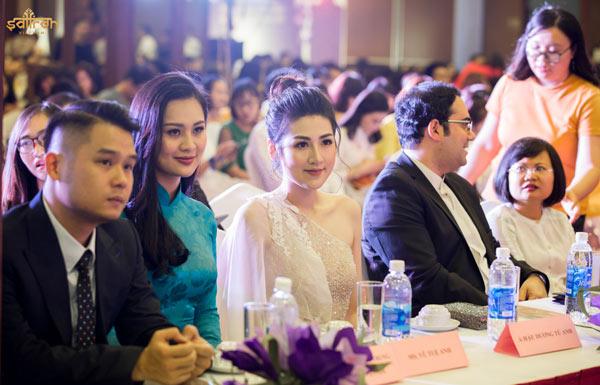 Khách mời đặc biệt tham dự sự kiện: Bí thư Đại sứ quán Iran tại Việt Nam và Á hậu Tú Anh