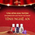 Saffron VIETNAM khai trương showroom tại Nghệ An