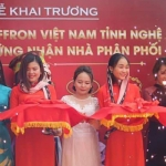 Showroom Saffron VIETNAM tại Nghệ An