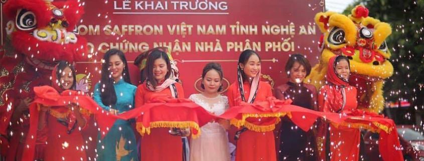 Showroom Saffron VIETNAM tại Nghệ An - Địa chỉ tin cậy của người dân miền Trung