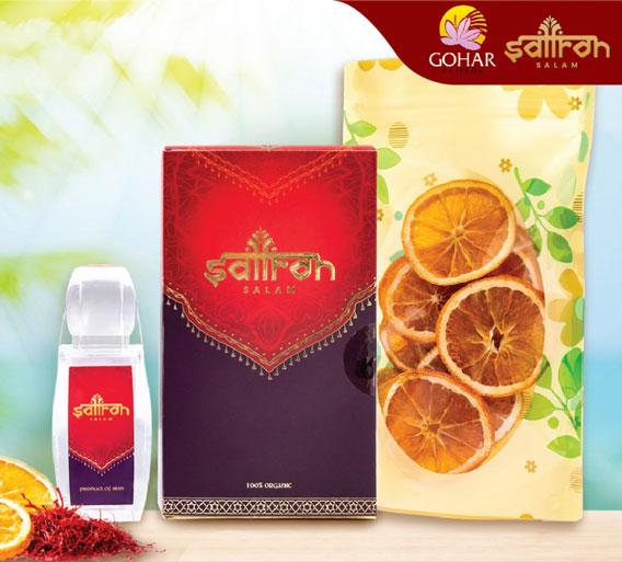 Saffron Salam tốt cho bà bầu