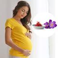 Saffron tốt cho mẹ bầu