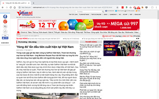 saffron-việt-nam-trên-Vietnamnet
