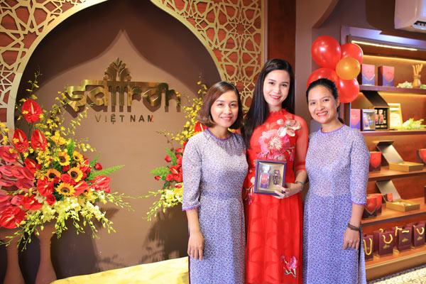Không gian trưng bày showroom Saffron VIETNAM tỉnh Khánh Hòa
