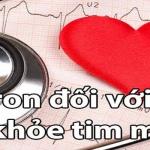 Tại sao Saffron tốt cho tim mạch