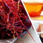 Saffron giúp giảm cân