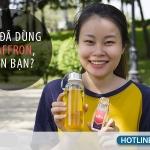 Uống Saffron có giúp tăng cân hiệu quả?
