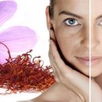 Saffron hỗ trợ trị mụn hiệu quả