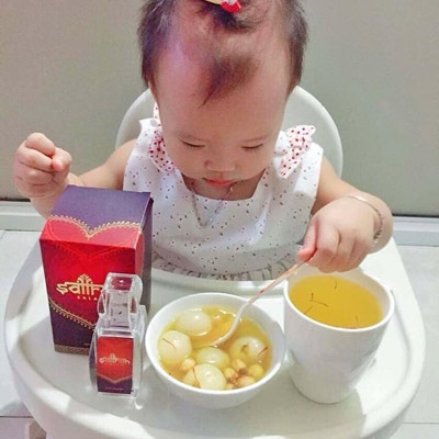 saffron-tốt-cho-trẻ-em