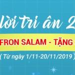 Quà tặng 20/11 - xu hướng quà tặng sức khỏe lên ngôi
