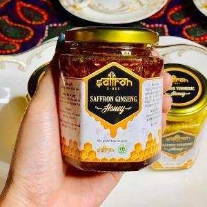 Saffron-Ginseng-Honey