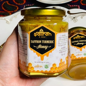 Saffron-Turmeric-Honey