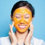 3 công thức mặt nạ Saffron tinh bột nghệ chăm sóc da toàn diện