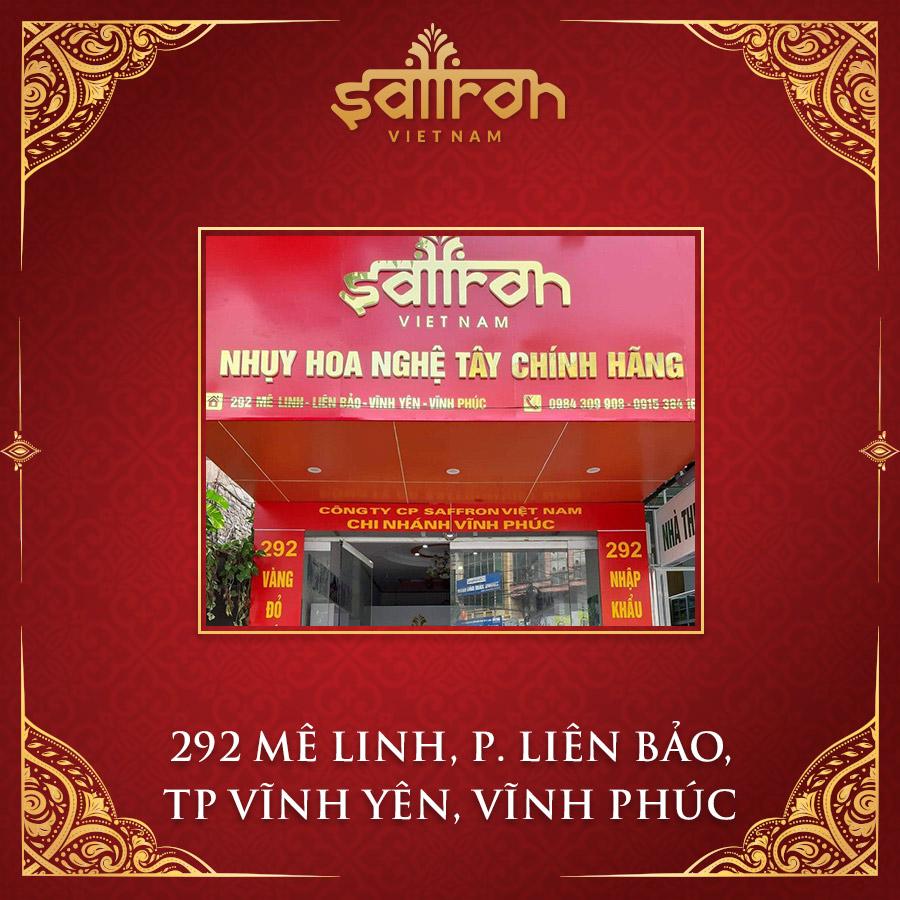 khai-truong-diem-ban-saffron-tai-vinh-phuc