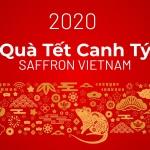 Tặng quà Tết - Tặng sức khỏe cùng Saffron VIETNAM