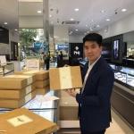 Hơn 1700 set quà cao cấp từ Saffron VIETNAM được chuyển đến tay khách hàng VIP của PNJ