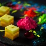 Làm thạch saffron siêu đơn giản cho ngày hè nắng nóng