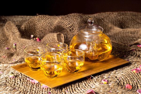 thưởng trà trong tết trung thu 2020