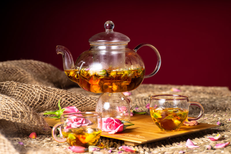 bình trà moontea hỗ trợ giúp detox - thải độc cơ thể, đốt chất béo hiệu quả
