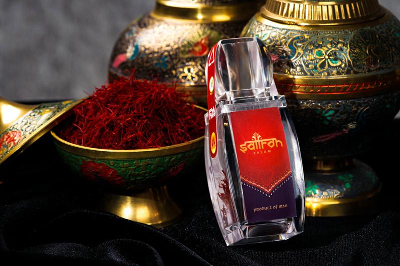 trà trung thu với Saffron SALAM