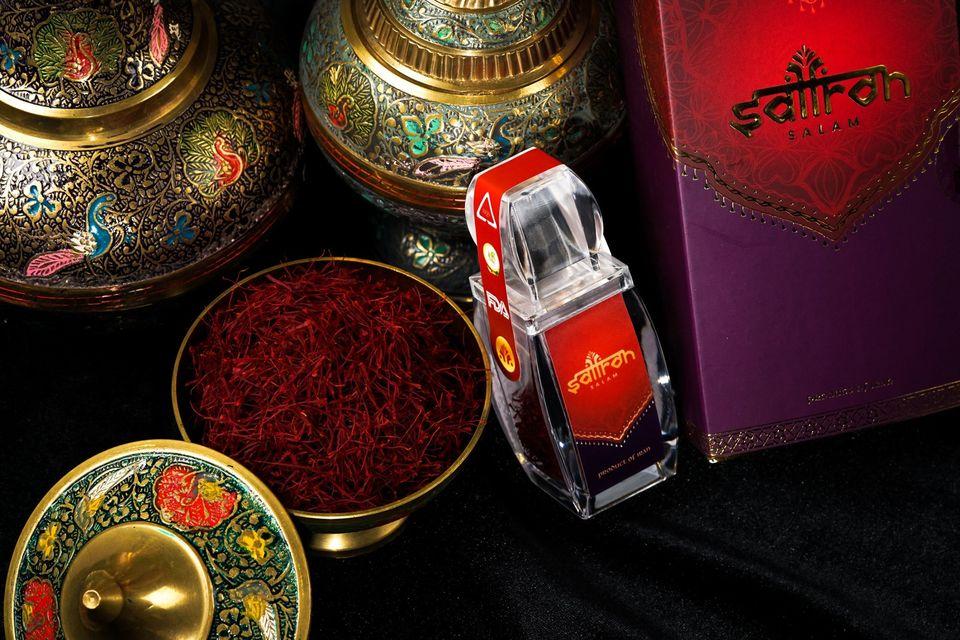 Saffron Salam Iran là gì?