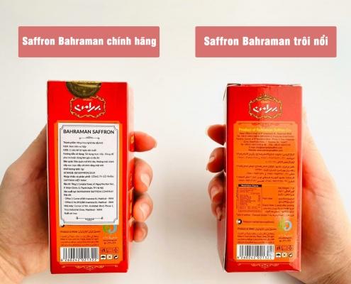 saffron bahraman chính hãng