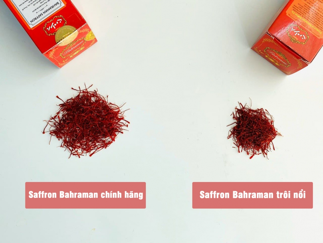 saffron bahraman ch鱈nh h達ng