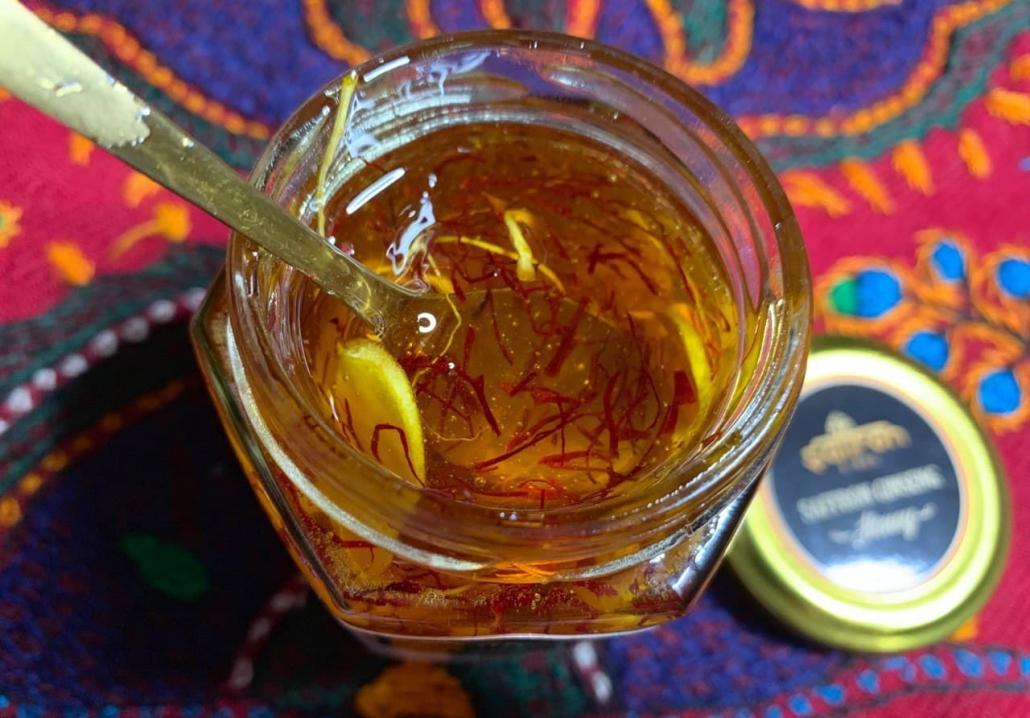 4. Uống mật ong sau bữa ăn – Thúc đẩy tiêu hóa