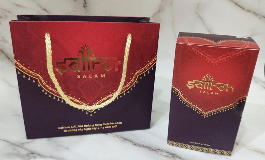 Saffron Salam review