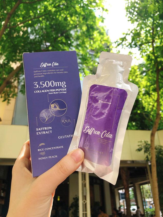 2. Nước uống collagen quà 8/3 cho mẹ ý nghĩa