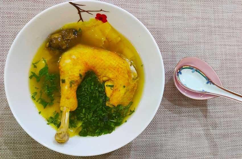 Saffron còn có thể ứng dụng trong nhiều món ăn khác