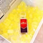 Làm đá viên saffron đơn giản giúp đẹp da, giải nhiệt mùa hè