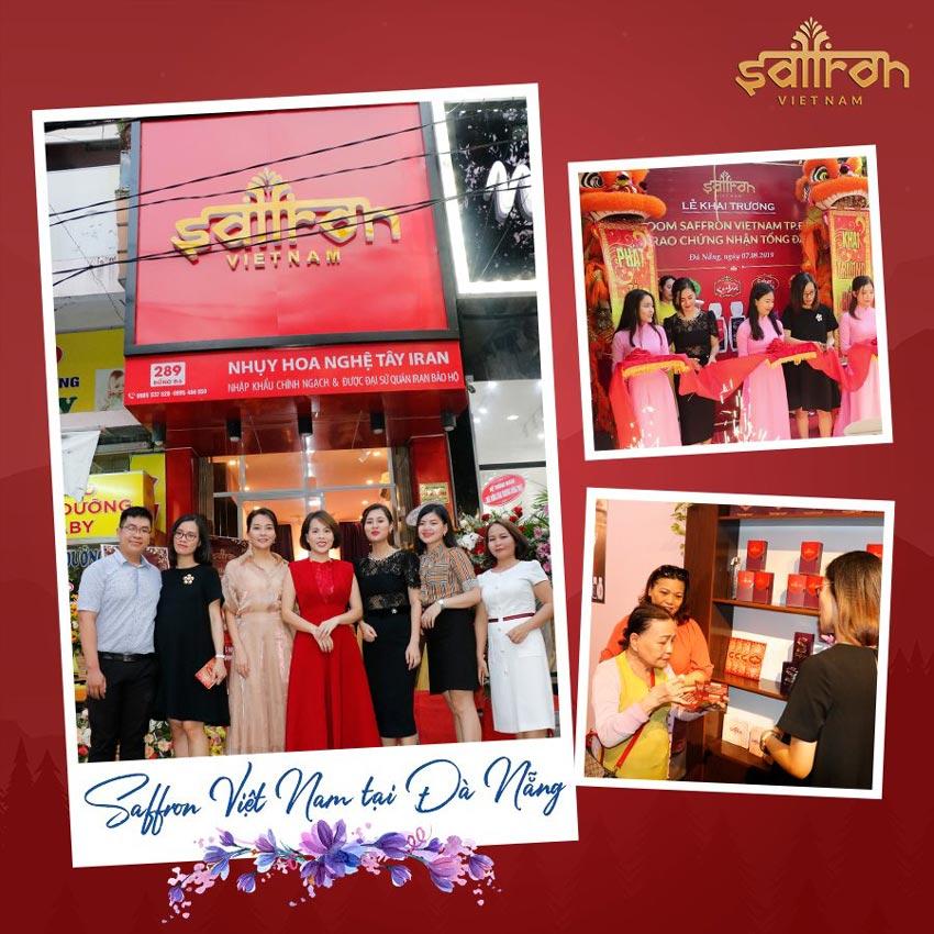 B湛ng n畛�h�ng lo畉� showroom Saffron gi畛� m湛a d畛�h